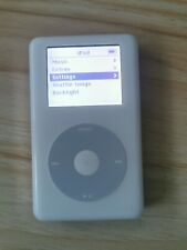 Genuine Apple iPod Classic 4th Generation White (20GB) A1059 Full Working