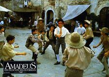 Amadeus ORIGINAL AH-Foto Milos Forman / Tom Hulce TOP