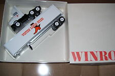 1994 Western Kansas Express Wichita KS Winross Diecast Trailer Truck