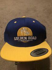 Golden Road Brewing Snapback Hat