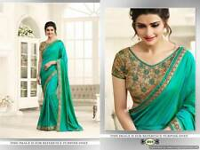 Designer Saree with fully stitched blouse