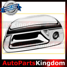 97-03 Ford F150+04 F150 Heritage Triple Chrome plated ABS Tailgate Handle Cover