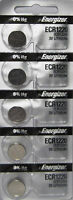 5 x Fresh ENERGIZER CR1220 BATTERY 3V LITHIUM CR 1220 DL1220 BR1220 EXP 2024