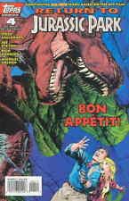 Return to Jurassic Park #4 VF/NM; Topps | save on shipping - details inside
