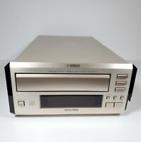 Yamaha CDC-E500 Natural Sound Compact 3 Disc CD Player (Tested) **NO REMOTE**