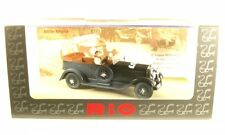Isotta Fraschini 8a torpedo with figure a. maggi No. 5 Mille Miglia 1927 (a. Maggi