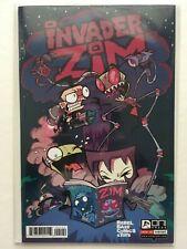 Invader Zim #1 Rebel Base Comics Variant