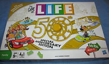 THE GAME OF LIFE 50TH ANNIVERSARY SPECIAL ANNIVERSARY EDITION~COMPLETE!!