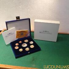 Coffret BE 2007 France 9 pièces 15 Euro + 2 Euro à 1 Centime Belle Epreuve