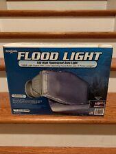 Fluorescent Wall Light- 100 Watt Area Light By Lights Of America; Model 92102