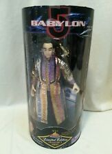 Babylon 5 - Vir Exclusive Premiere Ltd Ed Mib Collectors Action Figure 1997 Rare
