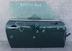 BMW MINI 2 Cooper R55 R56 R57 R58 R59 Door front right O/S British Racing Green