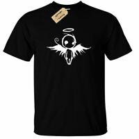 Mens Voodoo Doll Angel T Shirt goth rock punk gothic