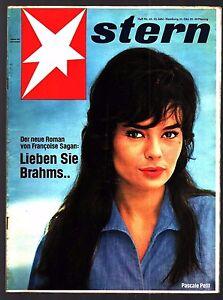 Der Stern Nr. 44 31.10.1959 Pascalle Petit, Romy Schneider, Anita Ekberg, Lauer