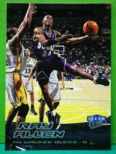 Ray Allen regular card 1999-00 Fleer Ultra #3