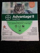 Advantage ll Small Cat Flea Prevention  By Bayer