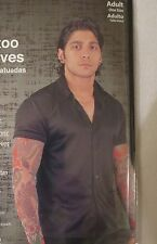Tattoo Sleeves Adult One Size Set NEW Two Sleeves per pack