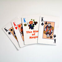 Magician's King of Magic (the) Mentalism Illusion Real Effect Magic Trick