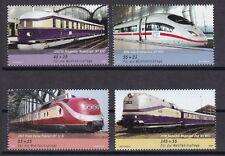 BRD 2006 postfrisch MiNr. 2560-2566  Eisenbahnen in Deutschland