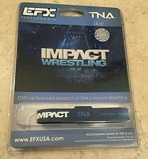 """Official TNA EFX Silicone LG 8"""" Sport Wristband Embedded Two Holograms NonToxic"""