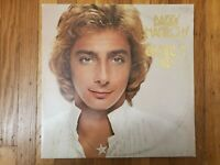 Barry Manilow Greatest Hits 1978 (1) NM (1) Ex Vinyl Lps VG+ Gatefold Cover