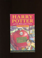 Rowling, J.K.: Harry Potter and the Philosopher's Stone Paperback 3rd Canadian