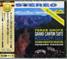 HANSON (CON)-GERSHWIN: RHAPSODY IN BLUE-JAPAN CD C15