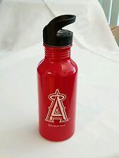 California ANAHEIM ANGELS Baseball Aluminum Bike Water Bottle w/Screw Cap