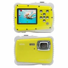 Waterproof 12MP 2.0'' TFT LCD Compact Digital Camera Camcorder For Kids/Children