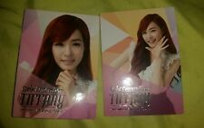 SNSD Tiffany Set World Live Tour 3 official photocard Kpop K-pop u.s seller