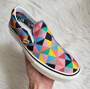 Vans MoMa Classic Slip-On Faith Ringgold Unisex Sneakers Multiple Sizes
