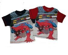Spiderman Camiseta Pijama Corto