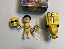 Loyal Subjects Series 2 Power Rangers The Movie Yellow Ranger & Sabertooth Zord