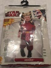 Brand NEW Star Wars Clone Wars Romper Child Ashoka Toddler 1-2 Years Size 2-4