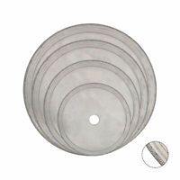 "4""~8"" Ultra-Thin Diamond Saw Blade Cutting Disc Lapidary Tools for Agate Jade"