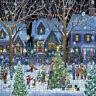 1000 Piece Jigsaw Puzzle Christmas Snowman Puzzles