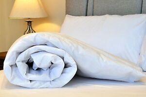 1.5 Tog Duvet / Quilt Soft & Light Weight SLIGHT SECONDS