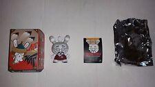 """Kidrobot Dunny Art of War Sun Tzu Jon Paul Kaiser Vinyl Figure 3"""""""