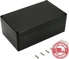 Lemotech Abs Plastic Electrical Project Case Power Junction Box Proj
