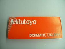 Messschieber, digital, Mitutoyo, 0 - 200 mm,  Typ 551-201-10, neu