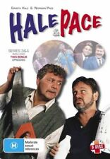 HALE AND PACE - SERIES SEASON 3 & 4 (3 DVD SET, 2007), NEW SEALED REGION 4
