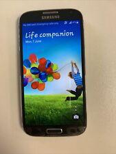 Samsung Galaxy S4 GT-I9505 16GB Black Mist Smartphone Locked EE
