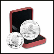 Canada 2013 $5 Fine Silver Canadian Bank of Commerce Bank Note Coin
