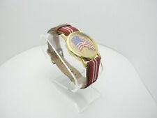 New listing Valdawn American Flag Analog Dial Casual Watch (B898)