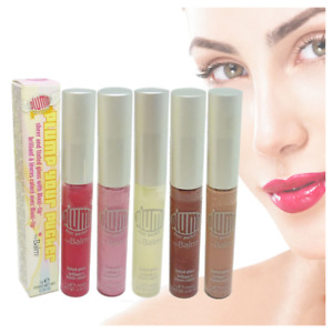 The Balm Plump Your Pucker Lip Gloss - Lips Color Color Color Make Up - 7g