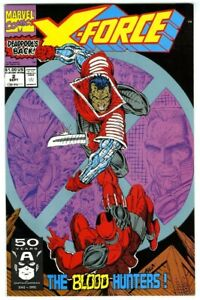 X-Force #2 (1991) 2nd Deadpool NM- Marvel Comics