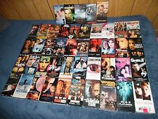 ANY 10 VHS MOVIES...YOU CHOOSE...SOME MAY BE OUT OF PRINT & HARD TO FIND