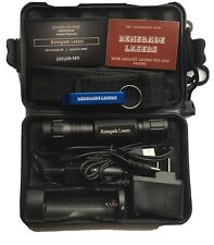 Renegade Lasers rechargeable Tactical Flashlight