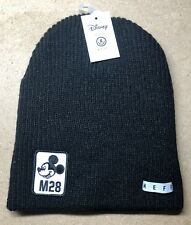 9763768dca1 Neff x Disney M28 Mickey Mouse Men s Black Beanie