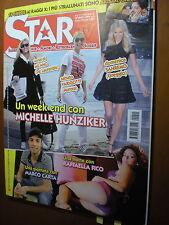 Star Tv.MICHELLE HUNZIKER,FRANCESCA  FIORETTI,GUILLERMO MARIOTTO,FABRIZIO CORONA
